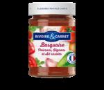 Rivoire et Carret - Sauce Basquaise aux poivrons, oignons et ails rissolés