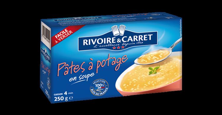 Pâtes à potage