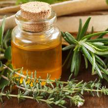 Une touche aromatique gourmande avec du thym, de l'origan et une pointe d'huile d'olive.