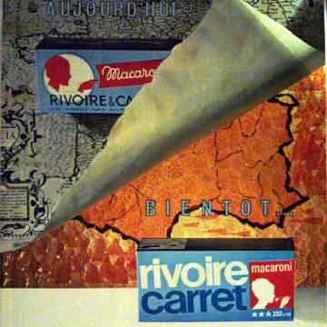 Publicité vintage Rivoire et Carret : innovation packaging