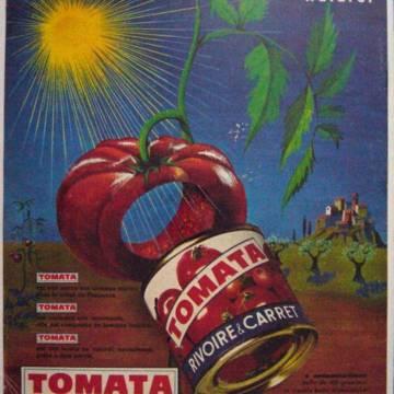 Lancement de la sauce TOMATA, proposée en boîte métal.