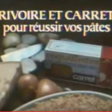1974 - Rivoire et Carret : pour réussir vos pâtes (2)
