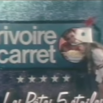 1979 - Rivoire et Carret : les pâtes 5 étoiles, goûtez la différence