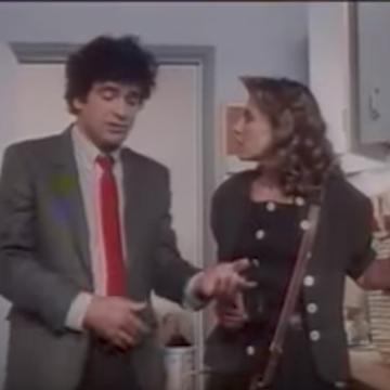 1989 - Difficile de choisir entre Rivoire et Carret- Le couple (CLM BBDO)