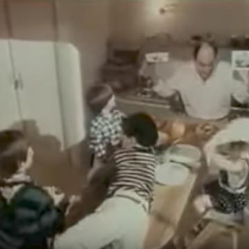 1989 - Difficile de choisir entre Rivoire et Carret- Les cousins (CLM BBDO)